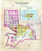 Dannebrog, Nysted, Howard County 1900
